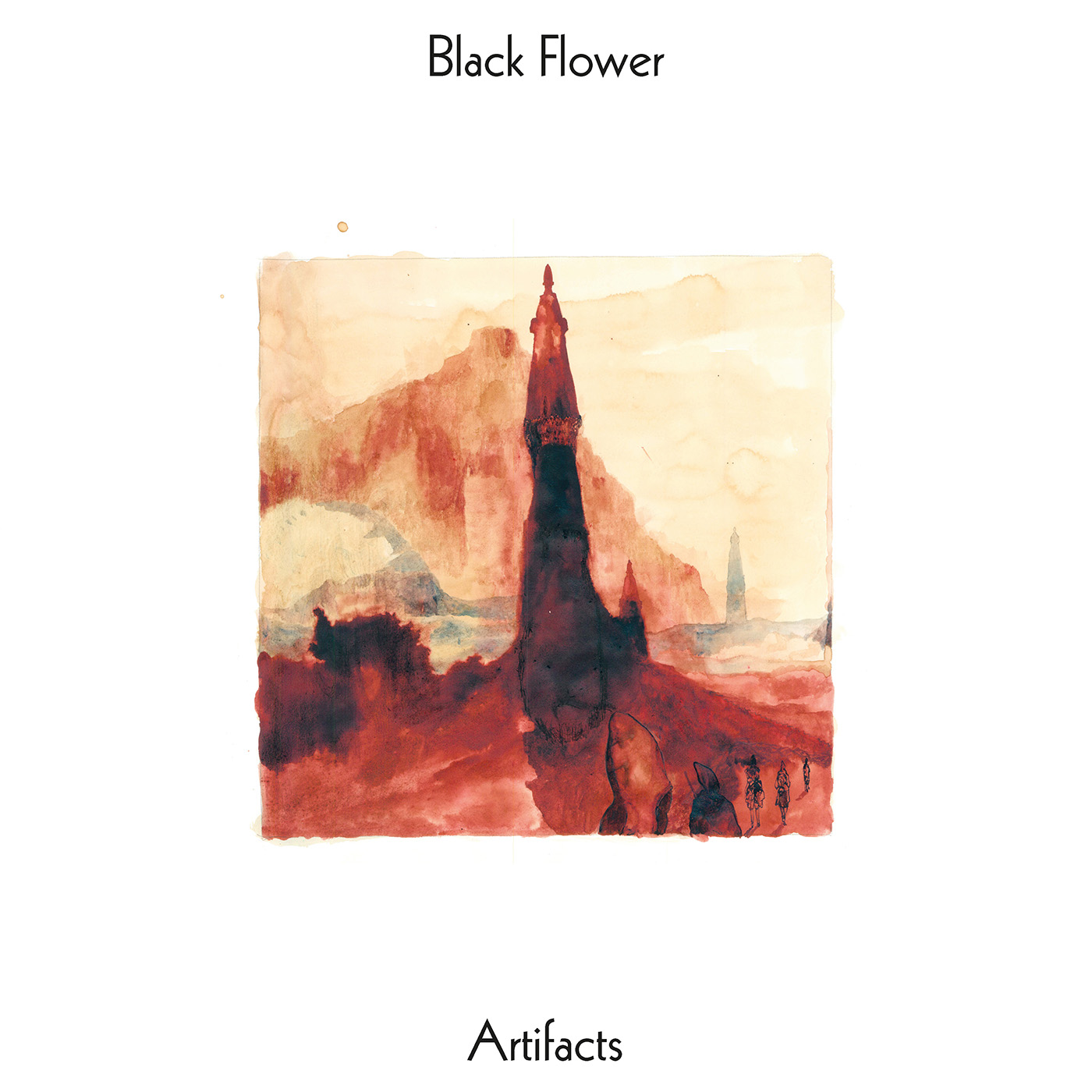 BLACK FLOWER – Artifacts
