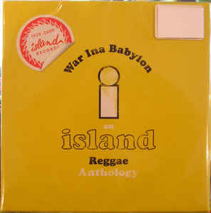 'WAR Ina BABYLON – an ISLAND REGGAE ANTHOLOGY' (compilatie)