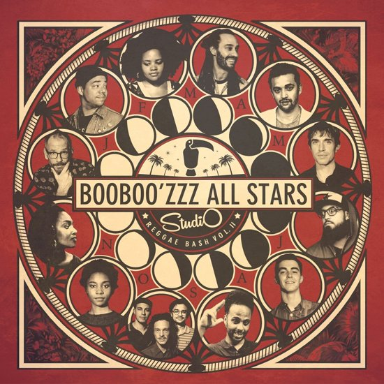 BOOBOO'ZZZ ALL STARS – Studio Reggae Bash vol. II