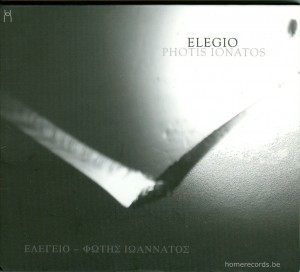 PHOTIS IONATOS – Elegio