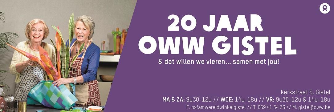 20jaar OWW Gistel