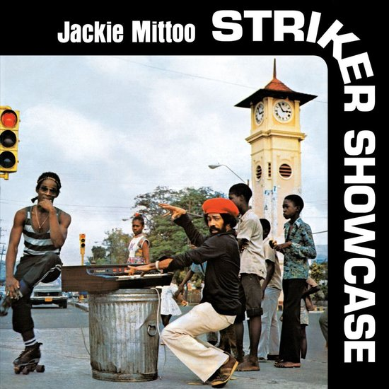 JACKIE MITTOO – Striker Showcase (Showcase / The Keyboard King / Hot Blood)