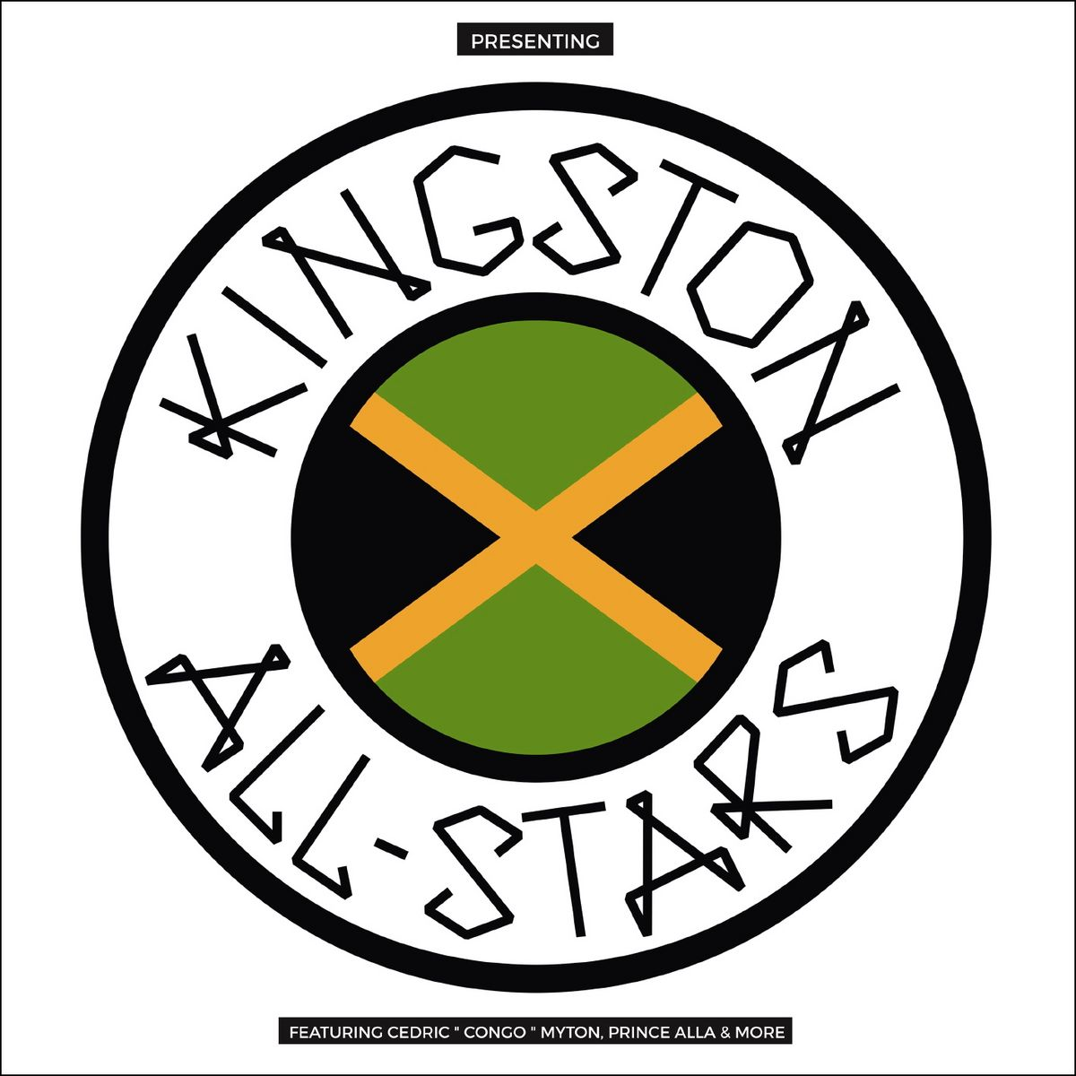 KINGSTON ALL-STARS – Kingston All-Stars
