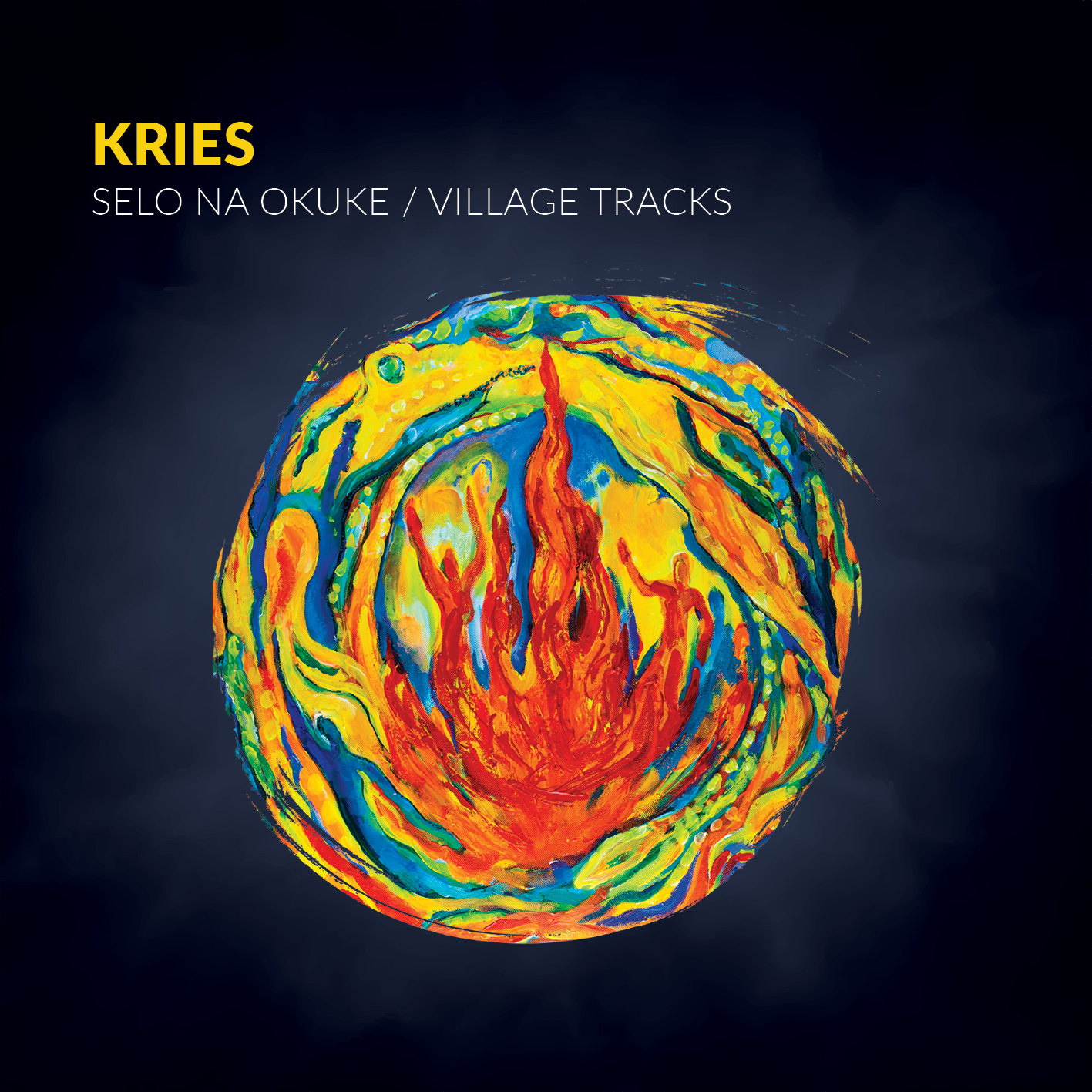KRIES – Selo Na Okuke / Village Tracks