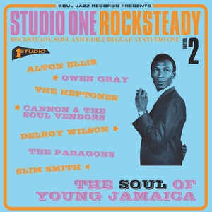 rocksteady, soul and early reggae at studio one' (compilatie)