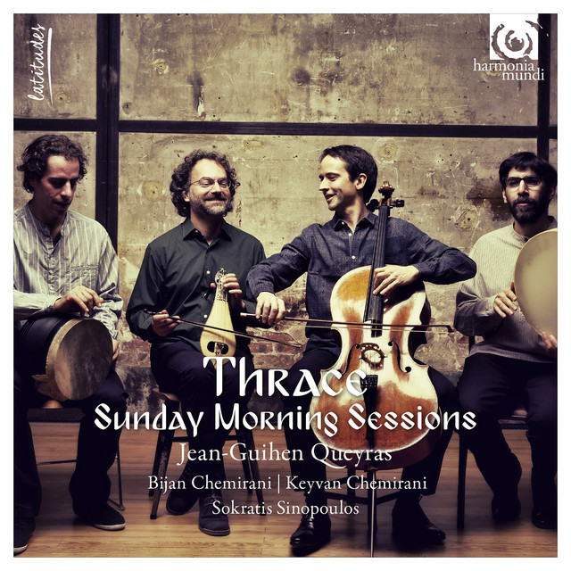 THRACE – Sunday Morning Sessions