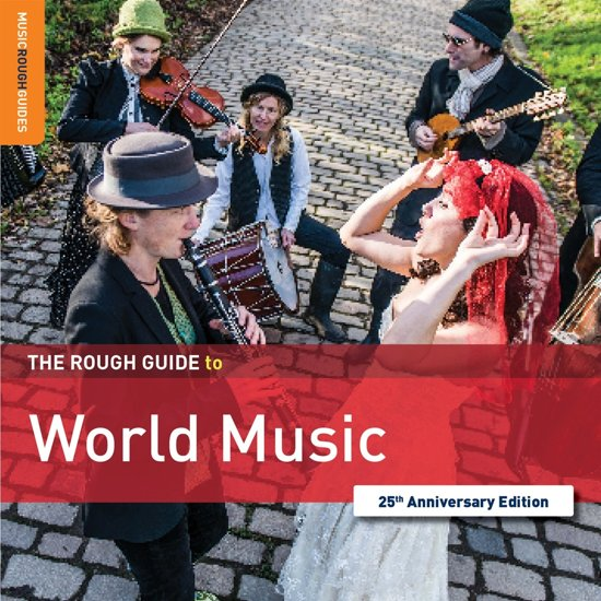 'WORLD MUSIC' 25th Anniversary Edition (compilatie)