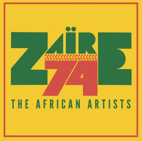 'ZAÏRE 74 The African Artists' (compilatie)